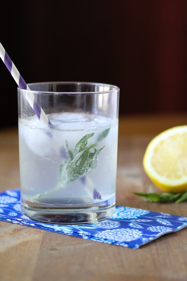 tarragon cocktail featured
