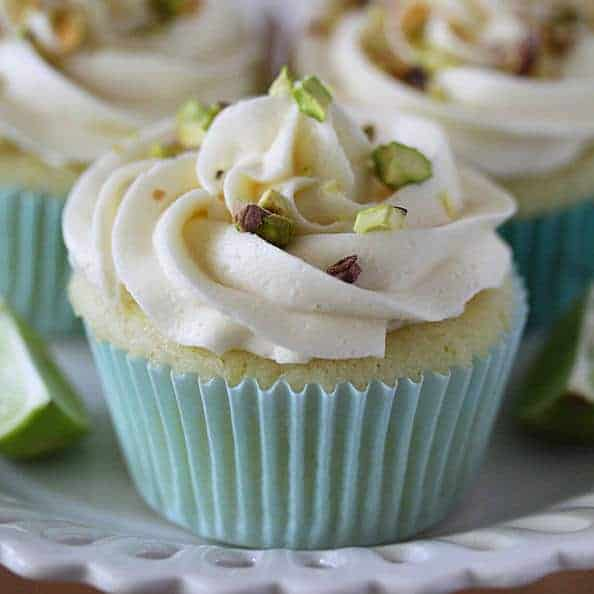 key lime cupcakes 5march2014