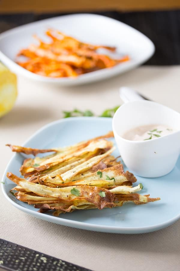 parsnip chips featured