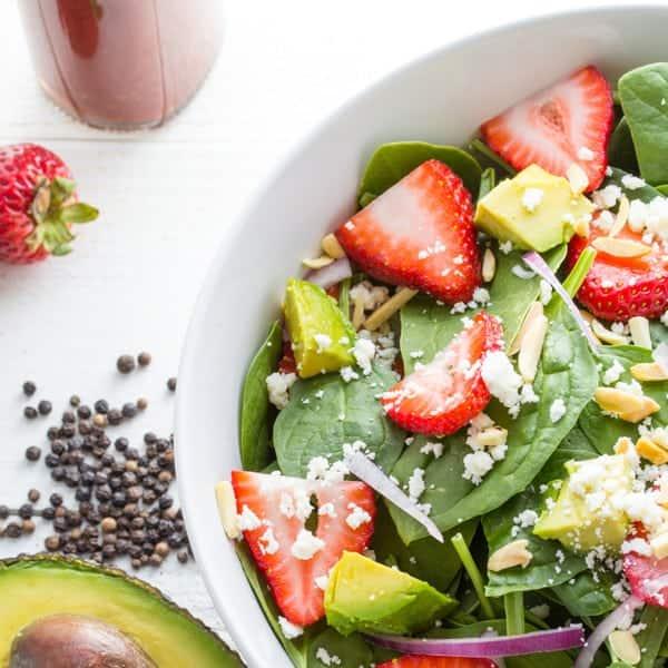strawberry salad FG blog new