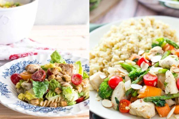 19 Healthy 30 Minute Dinner Recipes