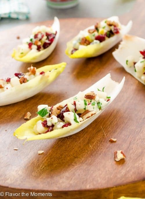 endive-salad-bites-with-pears-blue-cheese-and-pecans2-flavorthemoments.com_-500x686