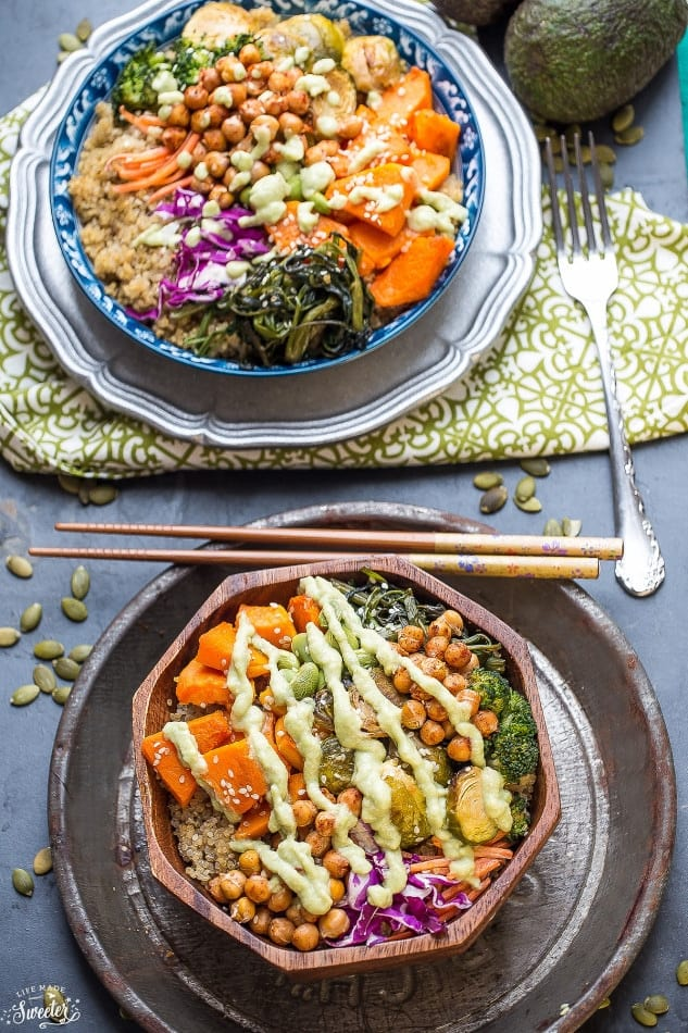 Roasted-Vegetable-Buddha-Bowls-make-an-easy-healthy-meal-e1453718322230