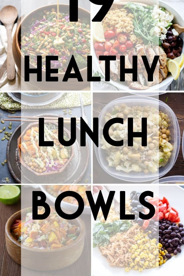 lunch bowls roundup text