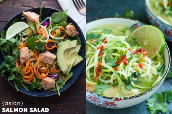 24+ Creative Spiralizer Recipes