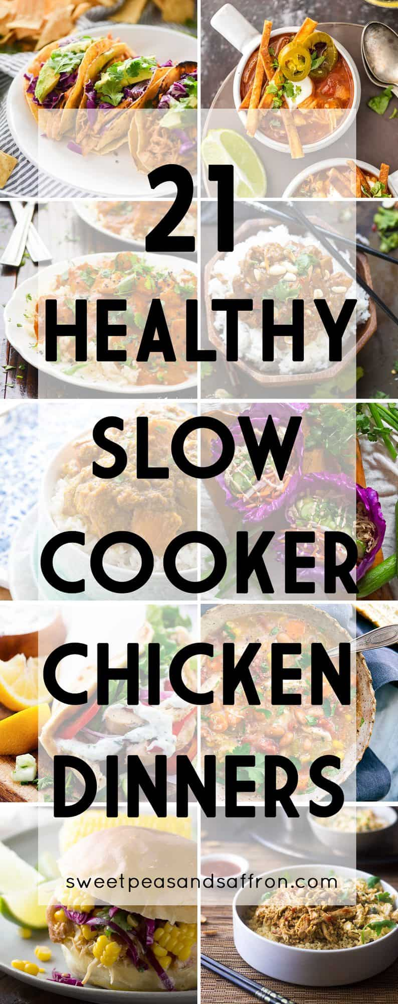 29 Delicious and Healthy Slow-Cooker Recipes (Healthy and Fit)