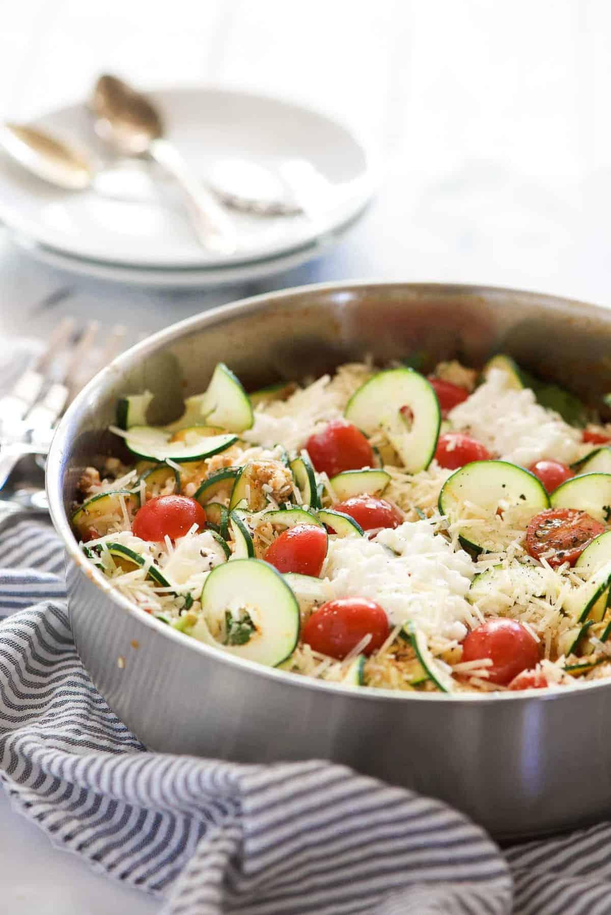 Spinach-and-Artichoke-Skillet-Zucchini-Lasagna-2
