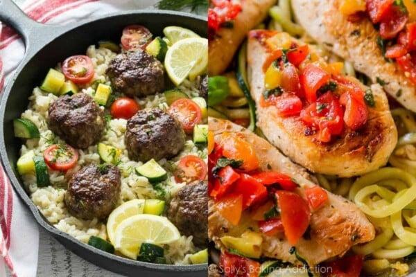 19+ Healthy Skillet Dinners
