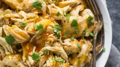 Slow Cooker Sweet Chili Chicken Sweet Peas And Saffron