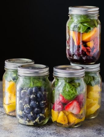 5 Frozen Smoothie Packs (Zero Waste)
