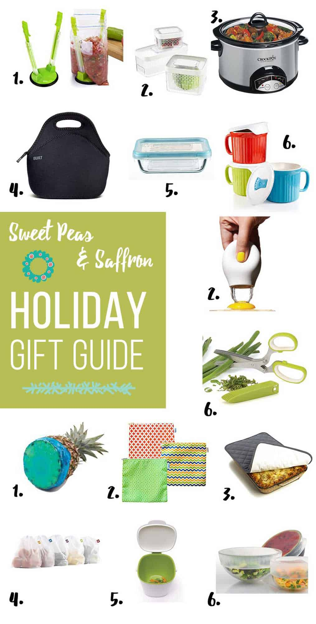 Superieur Holiday Gift Guide 2016! Includes Stocking Stuffers, Meal Prep Gifts, Eco  Friendly Kitchen