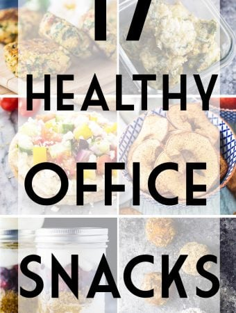 17 Healthy Office Snacks