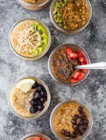 7 Healthy Steel Cut Oats Recipes (Crock Pot, Instant Pot, Stove Top)