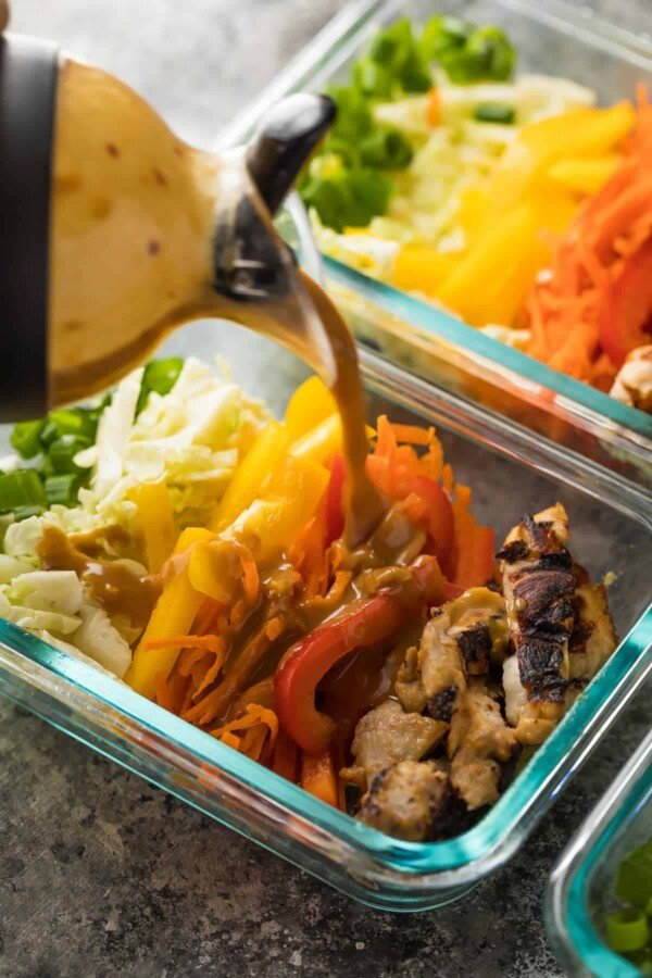 38 easy lunch meal prep ideas video sweet peas and saffron easy lunch meal prep ideas will keep you from getting bored tons of work lunch forumfinder Image collections