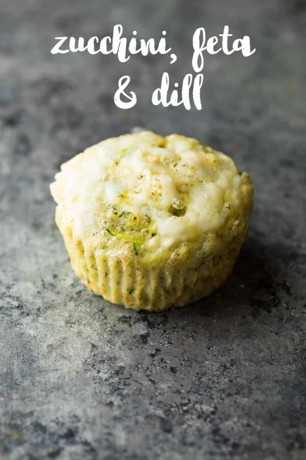 Healthy breakfast omelette muffins make a delicious savory low carb breakfast or snack on the go!  7 different vegetable-filled flavors to prep ahead and stock your freezer.