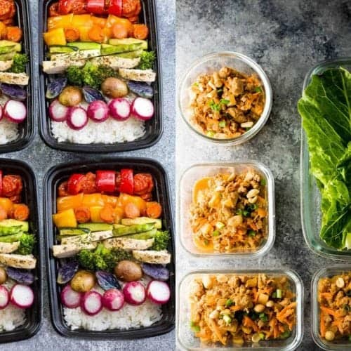40 Low Carb Recipes You Can Meal Prep Sweet Peas And Saffron