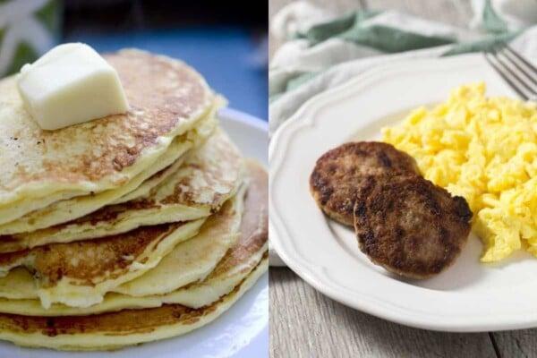 Recepty Low Carb - Śniadanie i przekąski