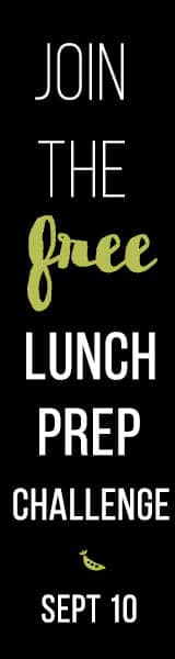 Join the free lunch prep challenge