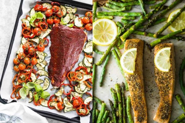 Low Carb Recipes: Lunch & Dinner
