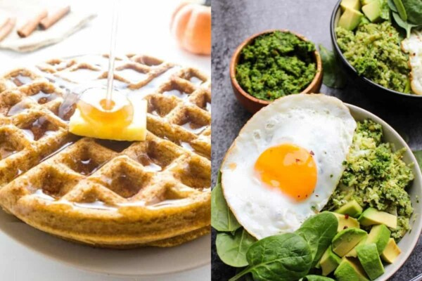 Low Carb recipes- Breakfast & Snack