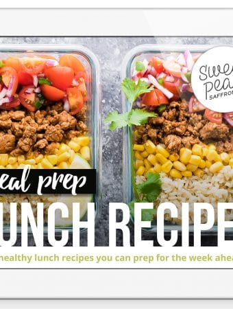 Meal Prep Lunch Recipes eCookbook