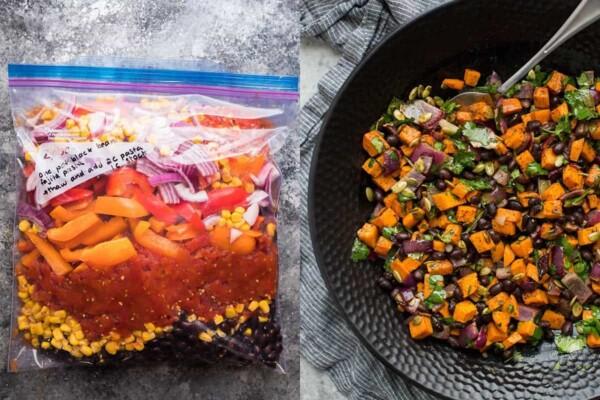 25 Vegetarian Meal Prep Recipes