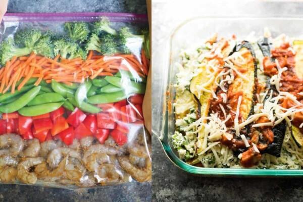 38+ Healthy Freezer Meals for Dinner