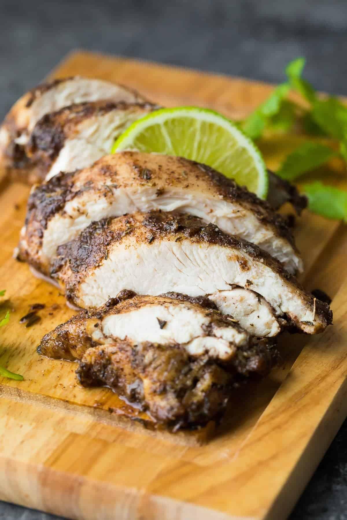 Shortcut Jamaican Jerk Chicken Marinade Sweetpeasandsaffron Com