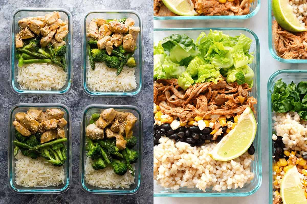 New Meal Prep Ideas For Office Lunch
