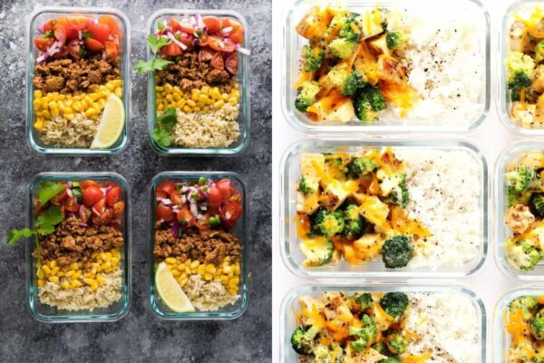 Easy meals to make for lunch