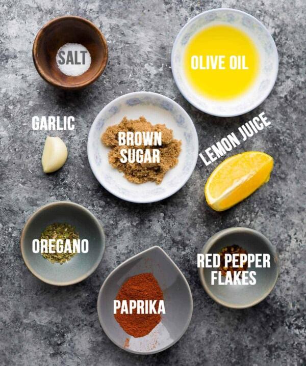peri peri marinade for chicken ingredients