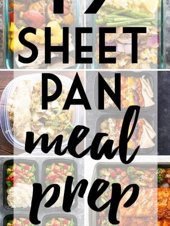19 Tasty Meal Prep Sheet Pan Recipes