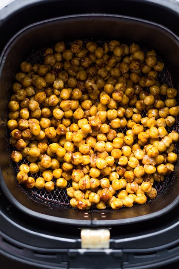 chickpeas in the air fryer