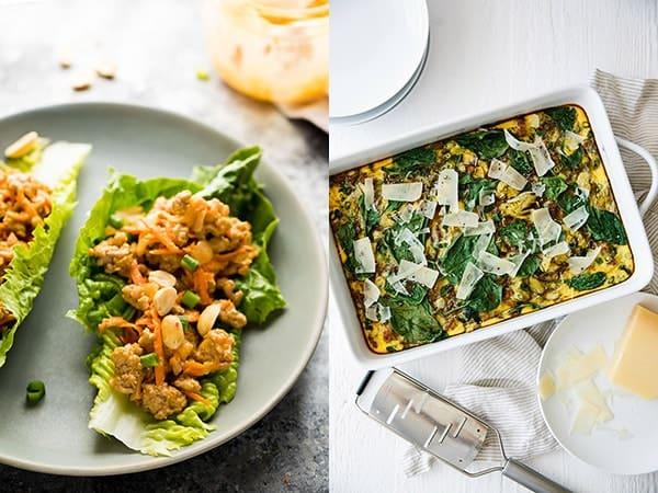 Gluten free meal prep recipe ideas