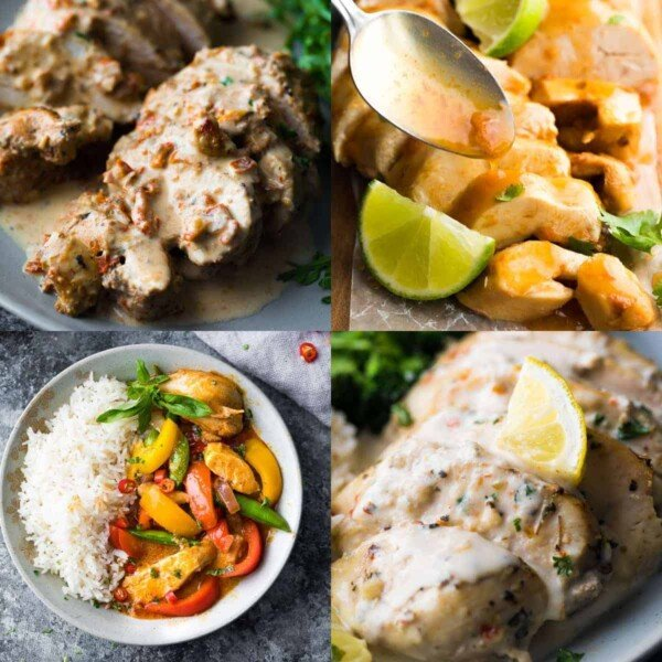 30 + Chicken Breast Recipes