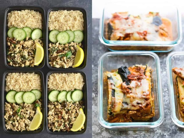 Easy meal prep ideas with ground turkey