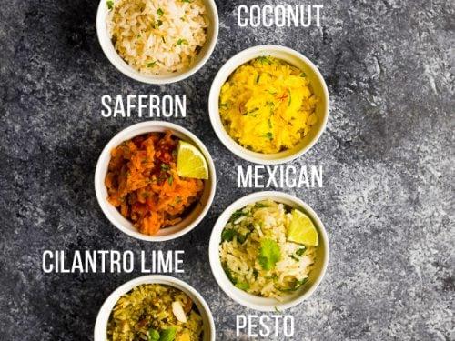 9 Easy Rice Recipes