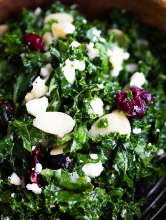 Our Staple Kale Salad