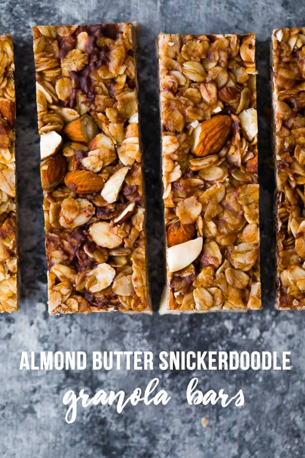 7 Homemade Granola Bars