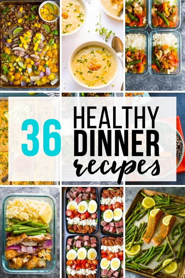 healthy dinner ideas you can meal prep sweet peas and saffron