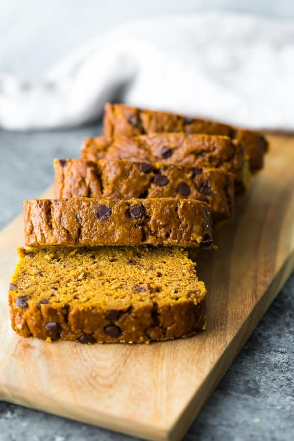 Healthy Pumpkin Bread Recipe