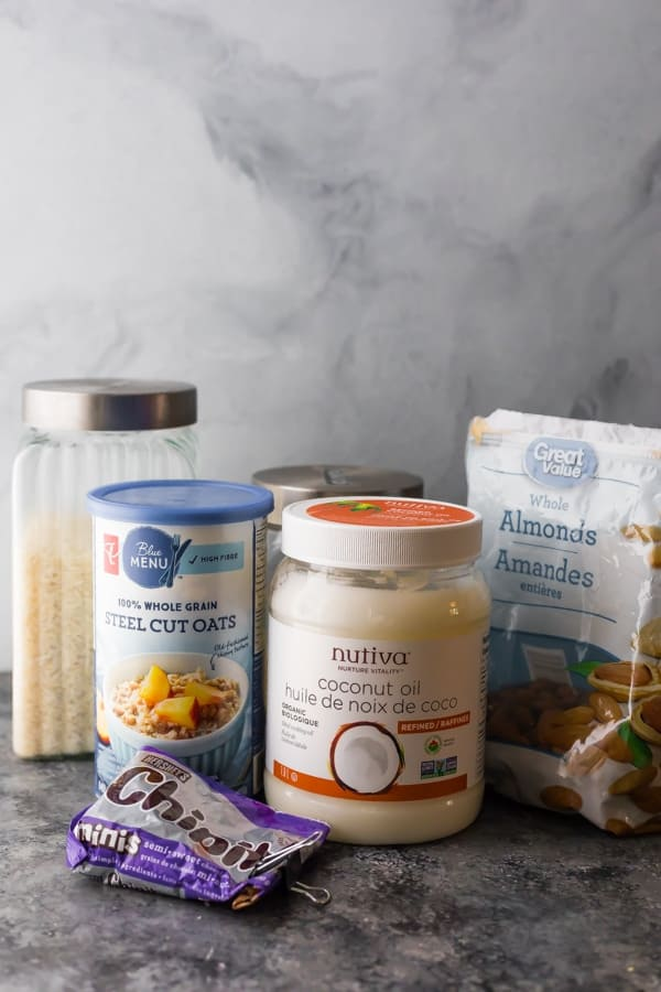 pantry staples for meal prep