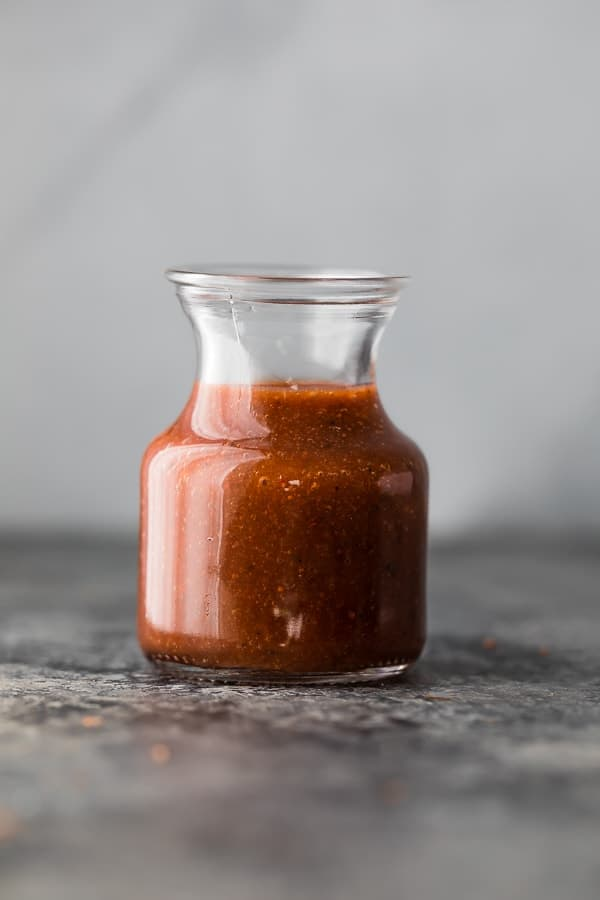 roasted strawberry vinaigrette dressing recipe