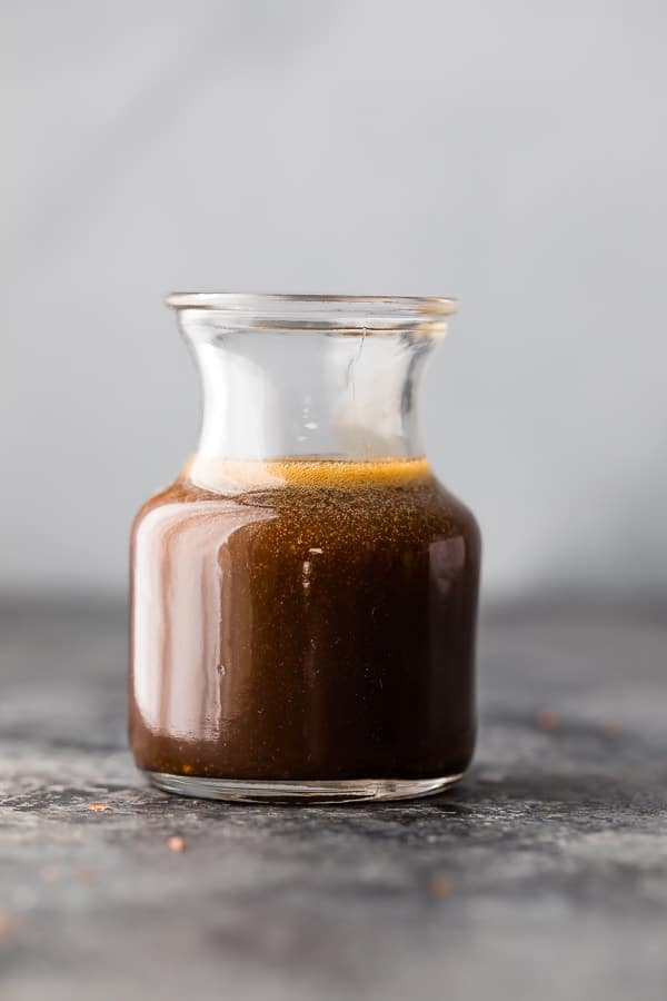 homemade balsamic vinaigrette dressing recipe