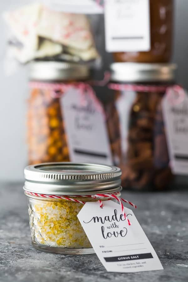 5 Edible Diy Christmas Gifts Sweet Peas And Saffron