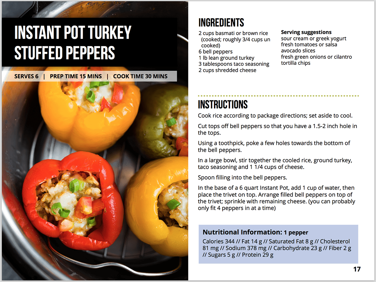 picture from instant pot freezer meals ebook