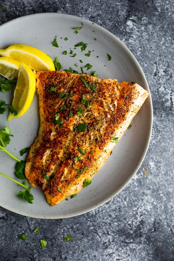 How to Cook Salmon (step by step photos!) - sweetpeasandsaffron.com