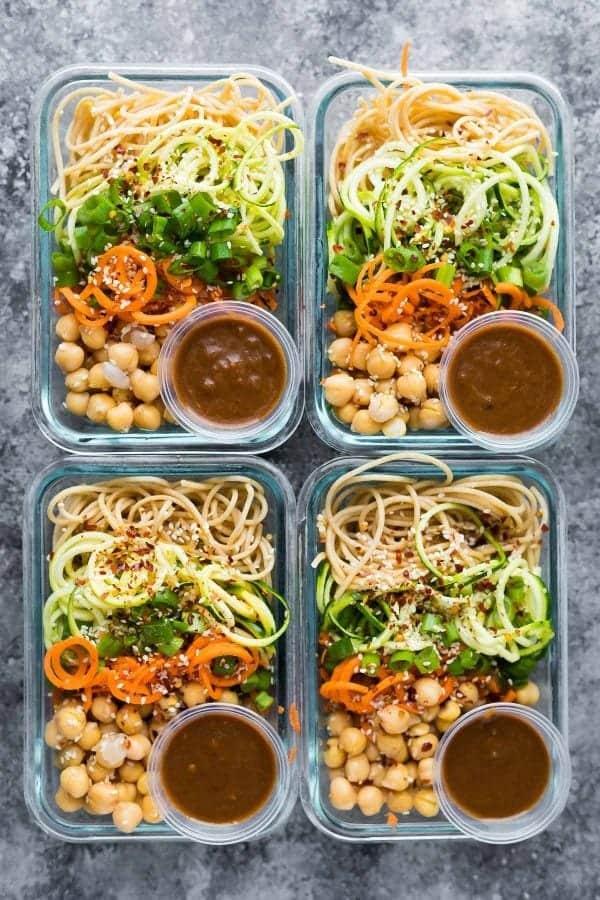 Nieuw 65 Vegan Meal Prep Recipes for Breakfast, Lunch & Dinner BE-27