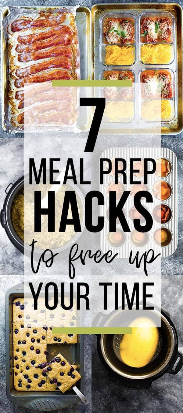 7 Meal Prep Hacks for Efficiency