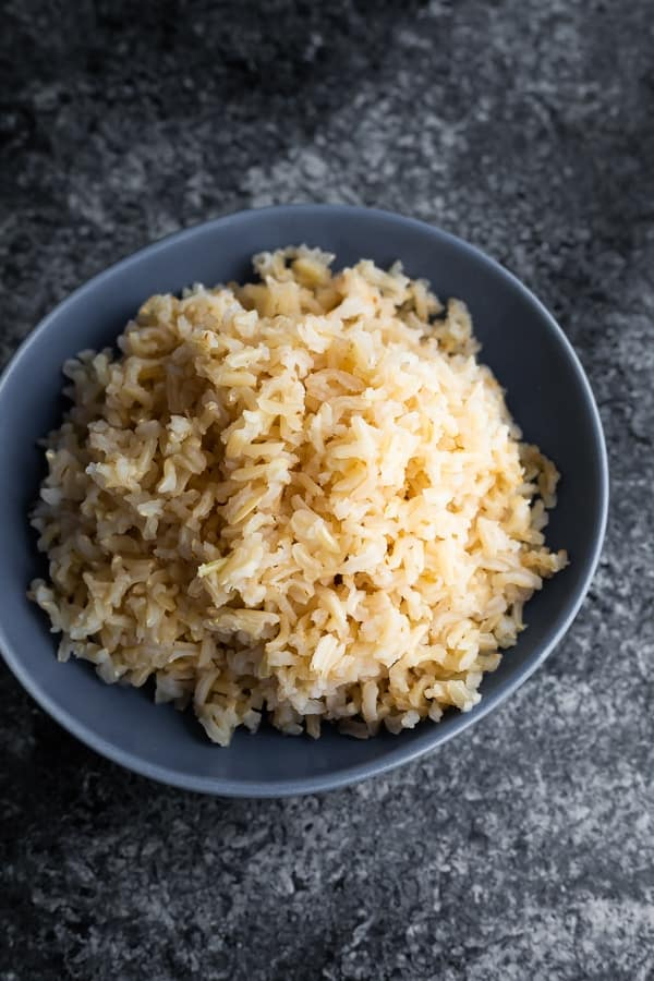 How to Cook Brown Rice (Stove & Rice Cooker) | sweetpeasandsaffron.com
